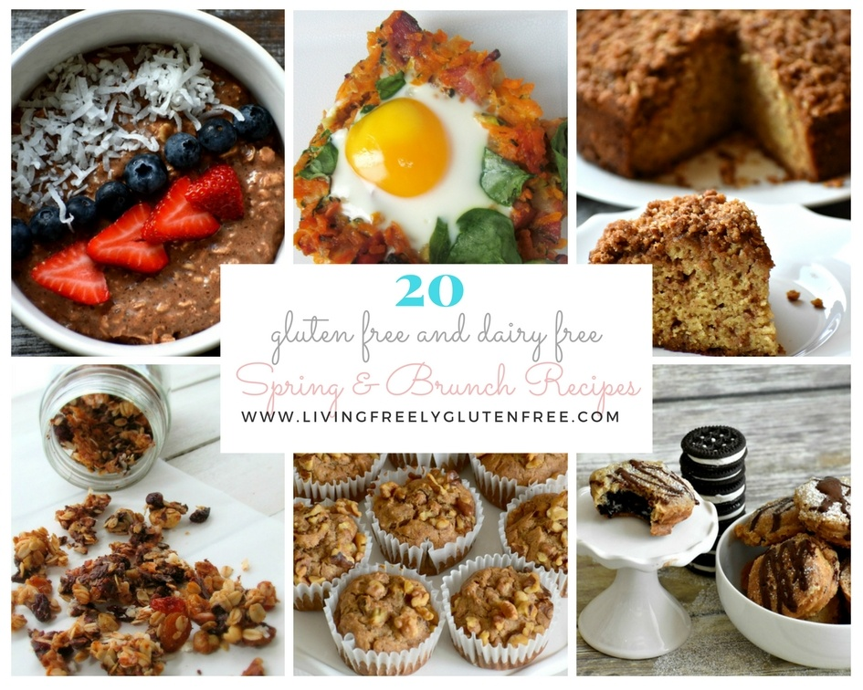 20 Gluten Free Brunch Recipes