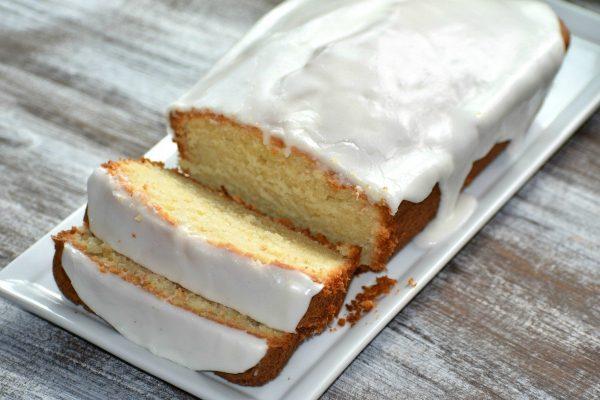 Gluten Free Dairy Free Lemon Loaf