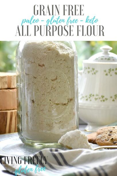 Paleo All Purpose Flour