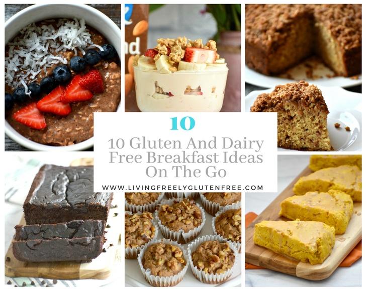 Gluten-Free Dairy-Free Breakfasts