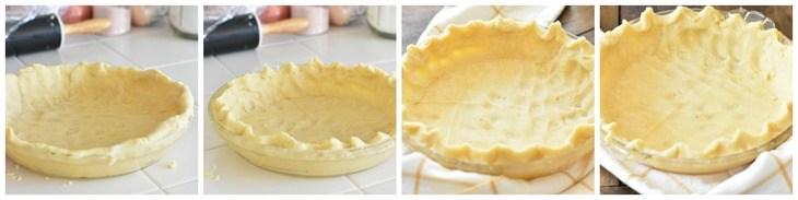 Pie Process Shots