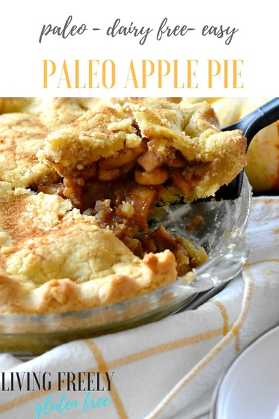 PIN Paleo Apple Pie