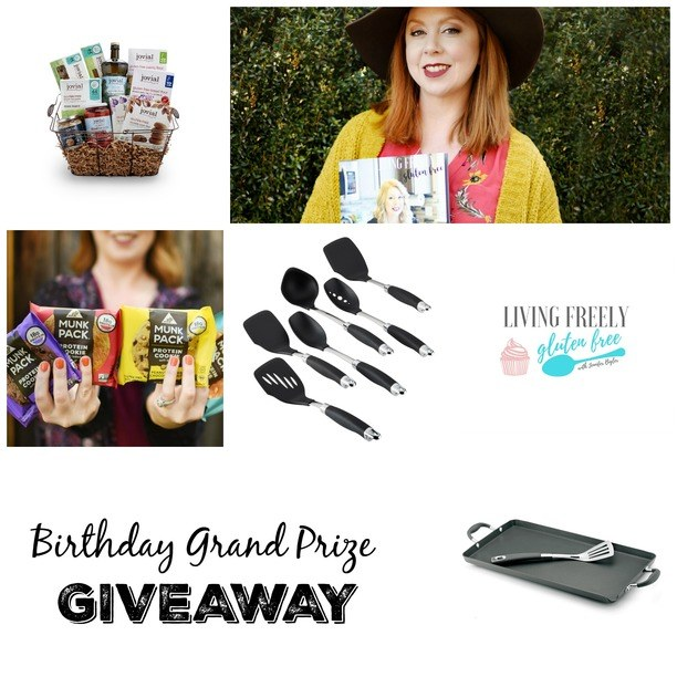 free toy giveaway 2019 birthday grand prize giveaway living freely gluten free 2508