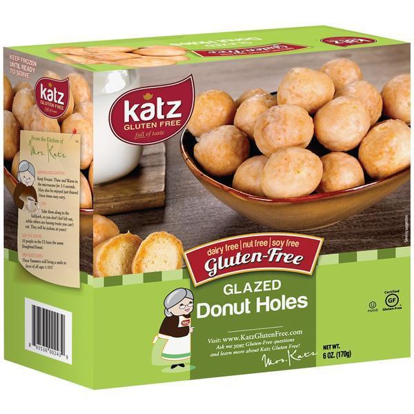Box of Katz donuts