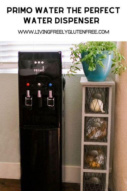 primo dispenser in my home