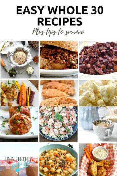 Whole 30 Diet PIN